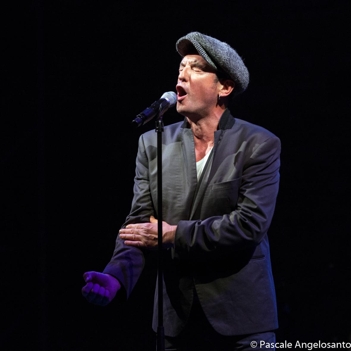 Yves Jamait, Barjac 2017