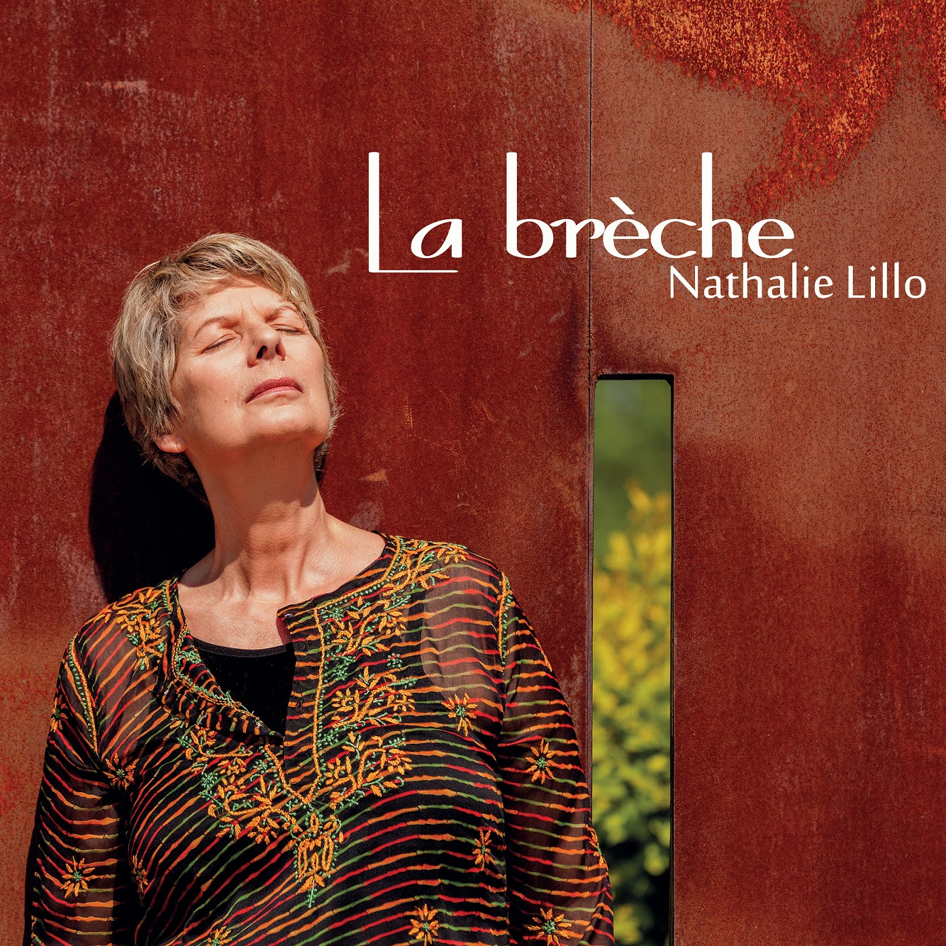 Nathalie Lillo au Forum Léo Ferré
