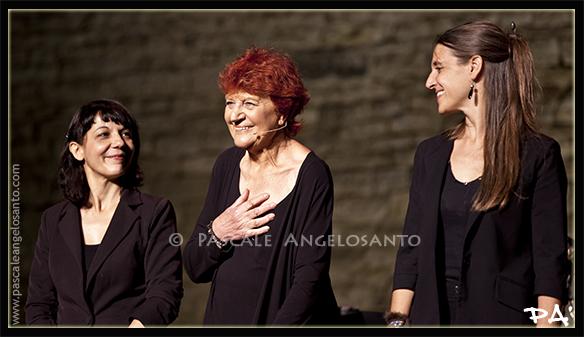 Anne Sylvestre, Barjac 2014