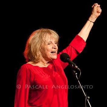 Exposition collective : Francesca Solleville, 60 ans de luttes, combats et amour