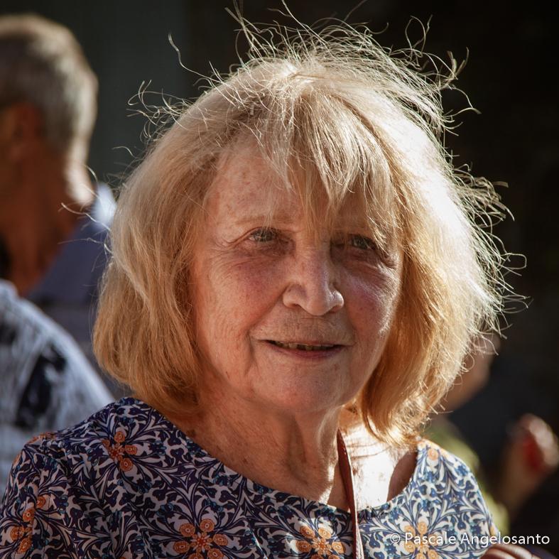 Francesca Solleville,  vernissage de l'expo qui lui est consacrée à la Maison J. Ferrat et concert 07/2019